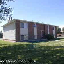 Rental info for 4981 King Arthur Way - Apt 4 in the Cheyenne area
