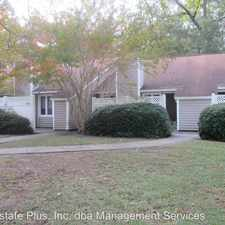 Rental info for 1554 College Way