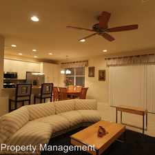 Rental info for 6533 Monterey Point 201