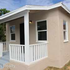 Rental info for 668 N. Mountain View in the Downtown area