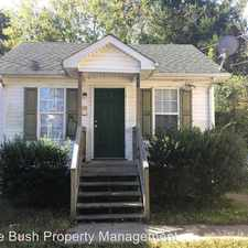 Rental info for 307 Central Ave
