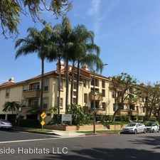 Rental info for 960 N. Alfred Street 205 in the Los Angeles area