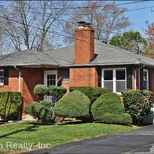 Rental info for 5309 Wilson Blvd in the Bluemont area