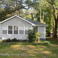 Rental info for 9 Cooper Lake Rd SW