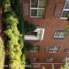 Rental info for 1608 West Abingdon Drive Unit 101 in the Northeast Alexandria area