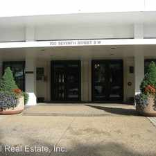 Rental info for 700 7th Street, SW #424 in the Washington D.C. area
