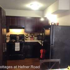 Rental info for 1209 W. Hefner RD in the Oklahoma City area