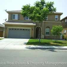 Rental info for 13333 Snowbell Ln. in the 92553 area