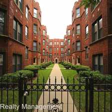Rental info for 4101-13 N. Kedzie Ave./ 3148-56 W. Belle Plaine Ave in the Albany Park area