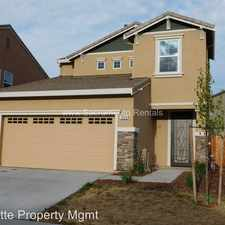 Rental info for 7458 Hither Way in the 95822 area
