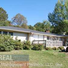 Rental info for 555 Manning Wood Drive