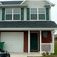 Rental info for 133 SWAYING PINE COURT