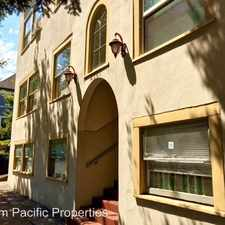 Rental info for 2361 NW Pettygrove St - B in the Hillside area