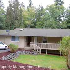 Rental info for 8032 71st PL SE #A
