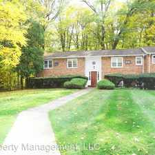 Rental info for 1115 #2A Waterbury Road