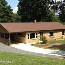 Rental info for 2760 Peach Orchard Rd