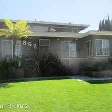 Rental info for 862 Carillo Dr #A