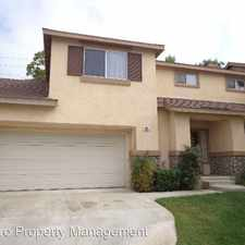 Rental info for 821 N. Siavohn Drive in the Anaheim area