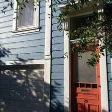 Rental info for 25 Eugenia Ave. - Eugenia in the Bernal Heights area