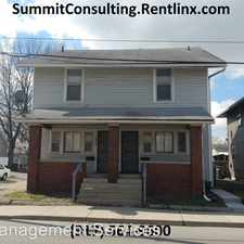 Rental info for 1314-1316 S. East St.