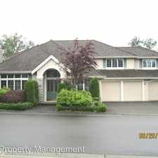 Rental info for 815 197th Ave SE in the Sammamish area