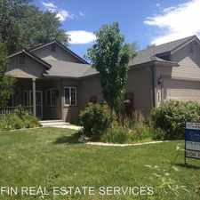 Rental info for 790 CANARY CIRCLE in the Fernley area