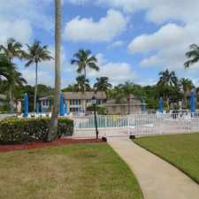 Rental info for 118 Palm Drive Unit 18
