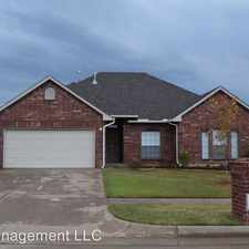 Rental info for 620 East Forest Lane in the Mustang area