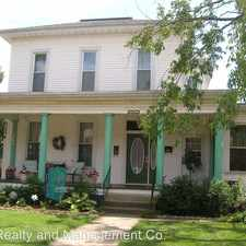 Rental info for 316 1/2 E Mulberry St in the Lancaster area