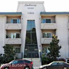 Rental info for 13860 Burbank Blvd. in the Los Angeles area