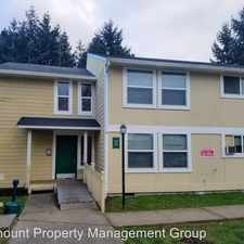 Rental info for 2127 12th St B 101