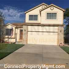 Rental info for 4107 Dunkirk Court in the Green Valley Ranch area