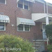 Rental info for 103 W. 40th Street in the Wilmington area