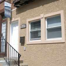 Rental info for 2137 N. 10th Street in the Philadelphia area