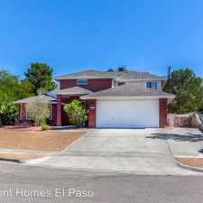 Rental info for 6104 La Posta in the High Ridge area