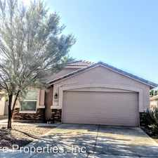 Rental info for 13039 W Monterey Way