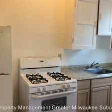 Rental info for 1234 W. Walker - Unit #5 in the Walker's Point area