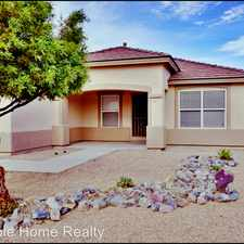 Rental info for 7329 S Arizona Madera in the Rita Ranch area