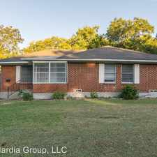 Rental info for 10423 Dunaway Dr in the Garland area