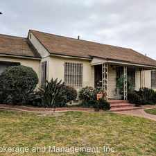 Rental info for 2040 San Anseline in the Los Altos area