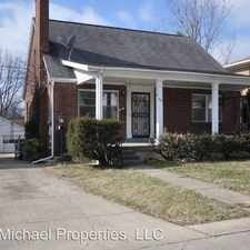 Rental info for 412 Pyke Road in the Lexington-Fayette area