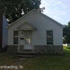 Rental info for 2406 Lynn Ave in the Fort Wayne area