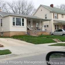 Rental info for 2029 EVANSDALE - 1 in the Toledo area