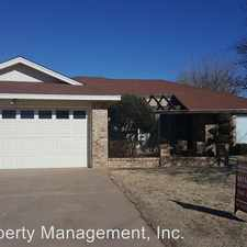 Rental info for 6026 72nd St.