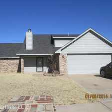 Rental info for 3512 NE 35th St. in the Lawton area