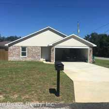 Rental info for 8518 Carlos Street in the Navarre area
