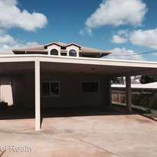 Rental info for 92-629 Aahualii St. (B) up