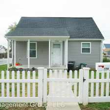 Rental info for 1704 Brookview Road in the Dundalk area