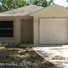 Rental info for 5205 Rogers Ave in the Port Orange area
