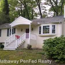 Rental info for 814 N. Pinetta Drive